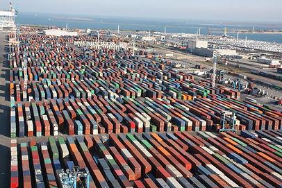 port de fos, terminal containers, port maritime, port fluvial, mutimodal, haropa, port de rouen, port du havre, port de gennevilliers, logistique