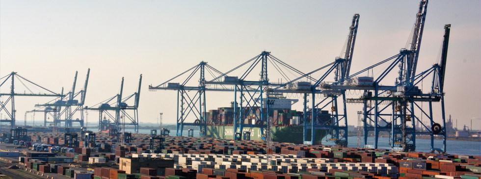 Port de Fos sur Mer
