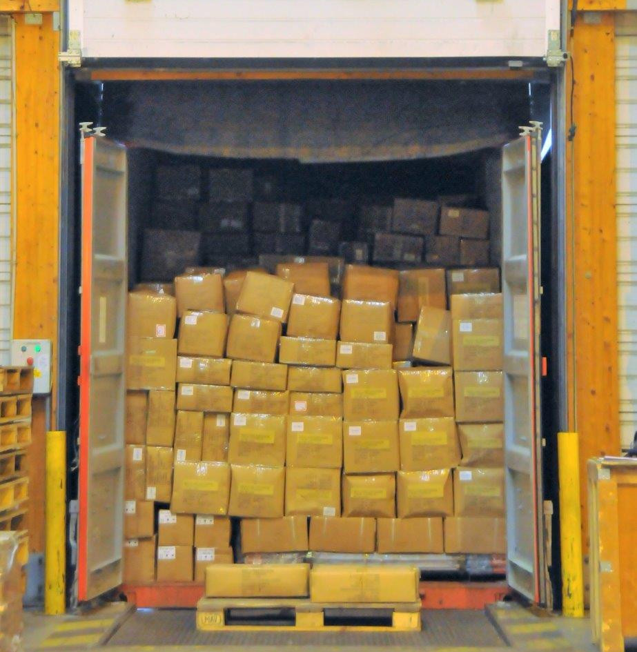 Orcos logistics - Fos - Dégroupage import