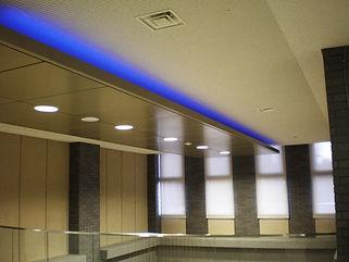 名古屋拘置所 間接照明