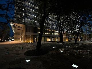 NAKANO CENTRAL PARK SOUTH 埋設照明