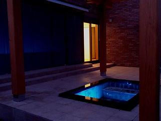Y邸水中照明