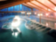 福岡タラソ水中照明