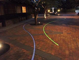 青山パークタワー 間接照明