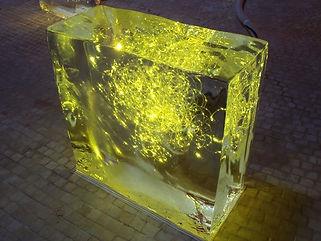 光氷 造形照明