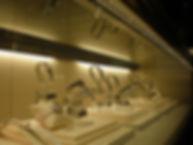 ティファニー名古屋店 スポット ショーケース照明