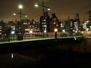山本橋 間接照明
