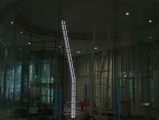 創造館 ライン照明