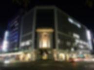 UFJ 京都 間接照明