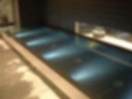 ホテルアクティブ博多水中照明