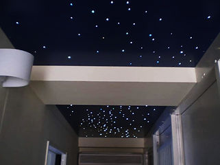 123ラーニングセンター西千葉 星空照明