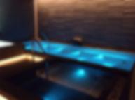 東京ステーションホテル BATH&RELAXING水中照明