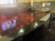 越のゆ 鯖江店水中照明