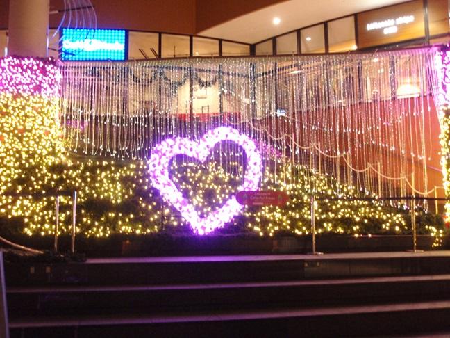 ららぽーと船橋 階段広場2010