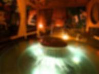 ホテル小暮 露天風呂水中照明