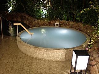 焼津グランドホテル 水中照明