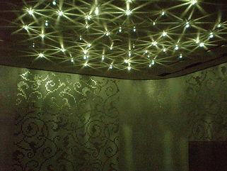 E邸 星空照明