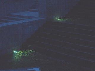 直島美術館水中照明