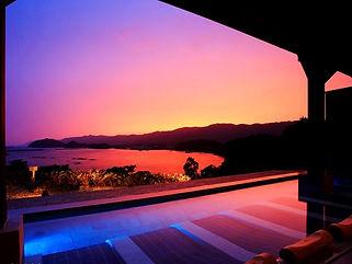 宿毛リゾート水中照明