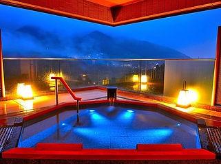 旅館ホテル東横 貸切風呂水中照明