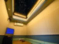 かんぽの宿熱海本館 星空照明