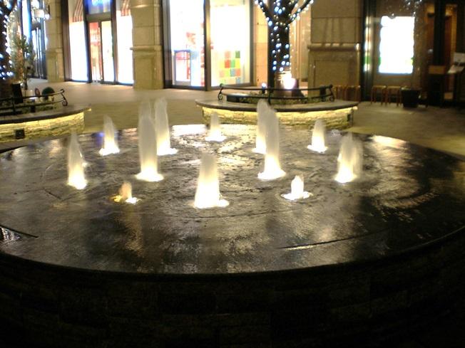 丸の内パークビル噴水