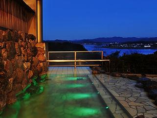 飛鳥Ⅱ号 展望浴場水中照明