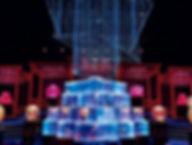 アートアクアリウム展~大阪・金魚の艶~&ナイトアクアリウム イベント照明