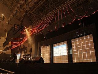 カウントライブ イベント照明