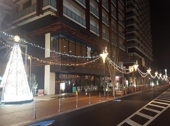 KITARA通り2017