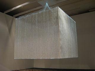 建築デザイン展 イベント照明
