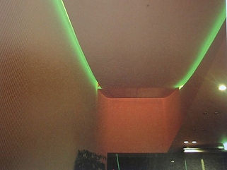 SHオフィス 間接照明