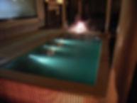 宿屋伝七水中照明