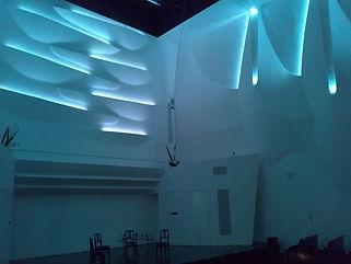 宗次ホール 間接照明