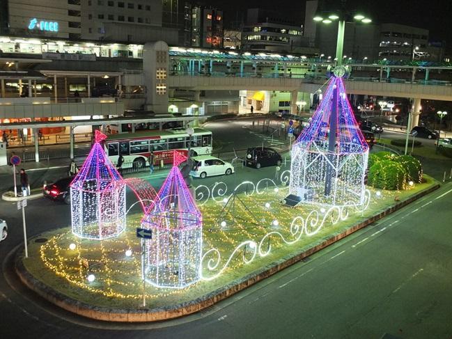 駅前東ロータリー2013