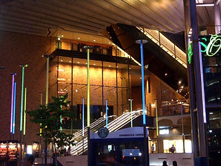 神戸国際会館 ライン照明