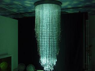 グランジュール ファイバーカーテン照明
