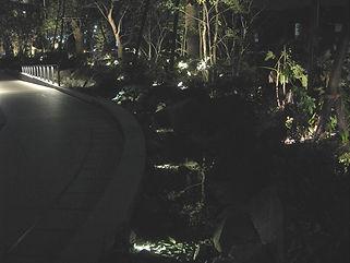 JXビル水中照明
