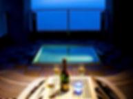 浜の湯 スイートプライベートスパ水中照明