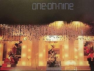 ONE-OH-NINE ファイバーカーテン照明