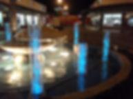 土岐プレミアムアウトレット水景2010 イルミネーション 照明