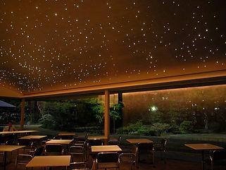 菊池ミュージアム 星空照明
