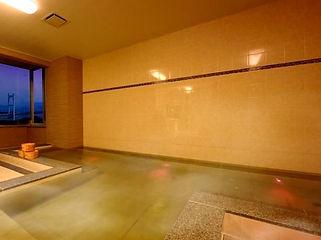 鷲羽ハイランドホテル 水中照明