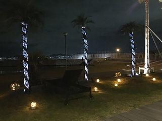 ラヴィマーナ神戸  造形照明