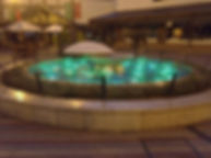 土岐プレミアムアウトレット水景2012 イルミネーション 照明
