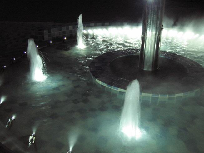 枝川公園 上池噴水