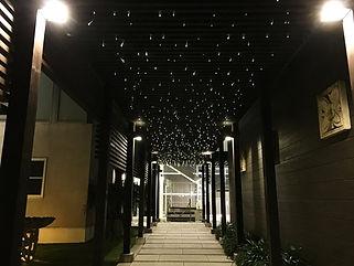 ラヴィマーナ神戸 星空照明