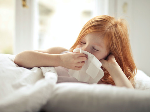 Kids & Immunity: Supporting Your Little Ones This Flu Season