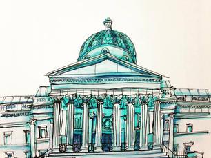 National Gallery, Traf Sq