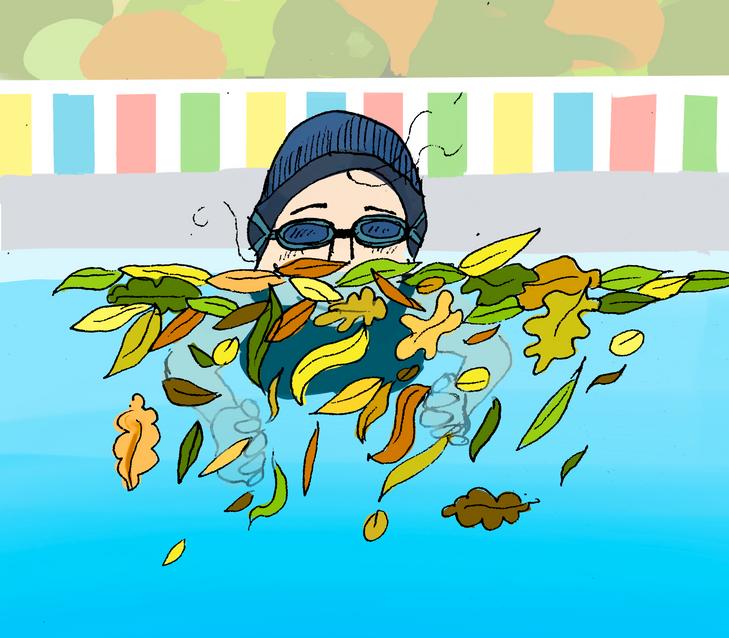 Autumnal Swim